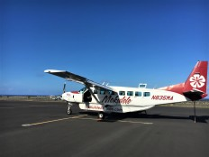 Mokulele Airlines ~ 8-person island hopper