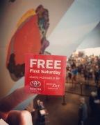 Free Saturdays @ the DAM